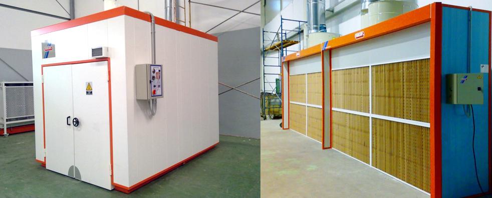 Cabinas de pintura pinturas pereira - Venta de cabinas de pintura ...